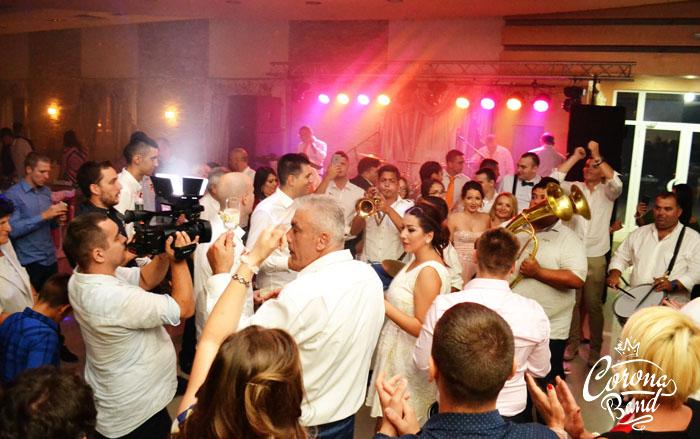 Corona Band - restoran EXCLUSIVE Beograd