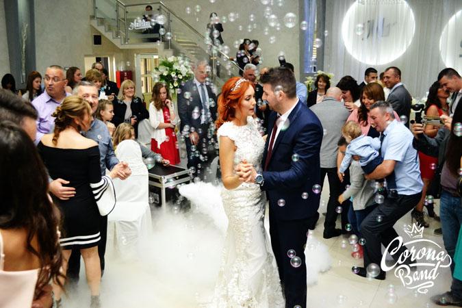 Corona Band - svadbeni salon ANDJELINA Borca