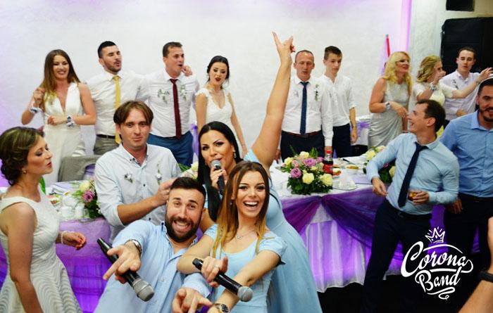 Corona Band - bendovi za svadbu