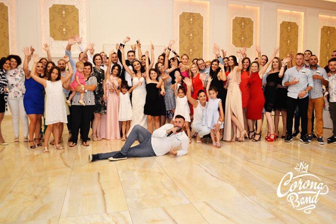 Corona Band - salon za svadbe ORFEJ