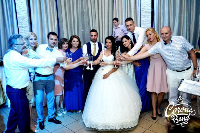 Corona Band - sala za svadbe GRAND A