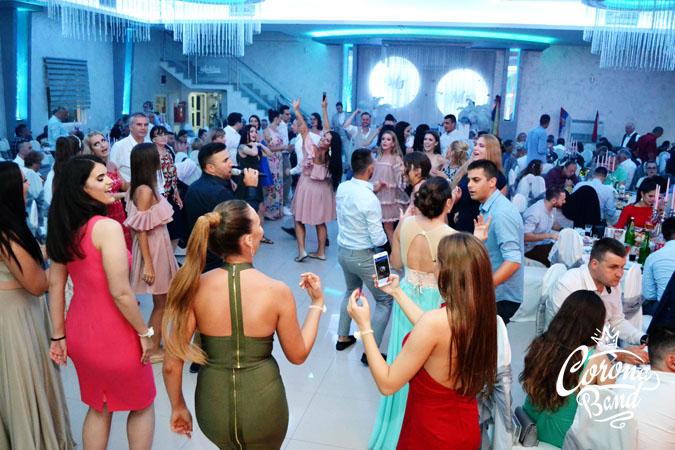 Corona Band - najbolji bend za svadbu