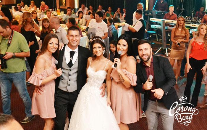 Corona Band - bendovi za svadbe