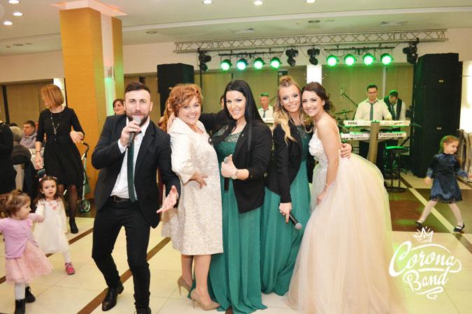 Corona Band - Hotel Vojvodina
