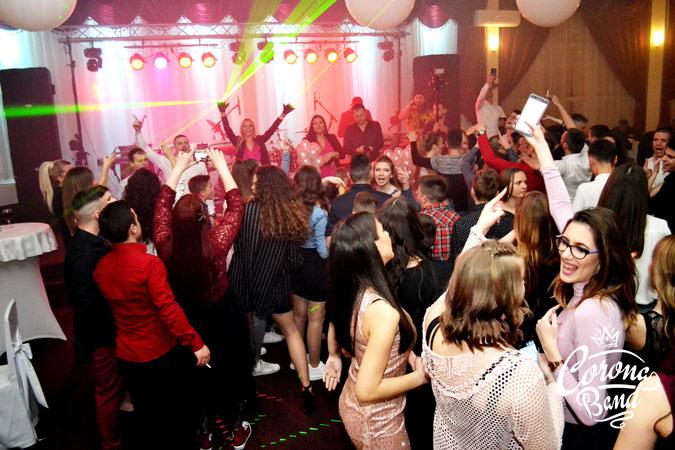 Corona Band - Sala za svečanosti RUBIN