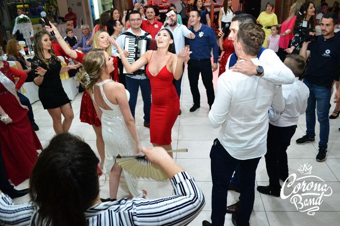 Corona Band - band za vencanja