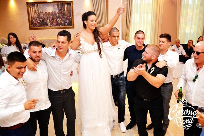 Corona Band - najbolja muzika za svadbu