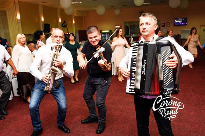 Corona Band - band za svadbu